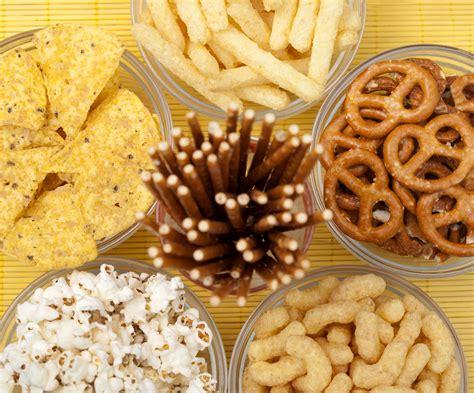 snack food study crunch time hybrid snack foods