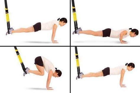 entrenamiento trx en casa como hacer un entrenamiento trx en casa tu revista fitness