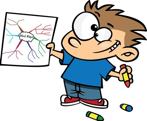 for children concise learning mind mapping