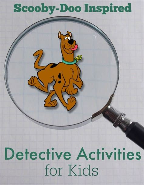 mystery crafts for 17 best images about crafts scooby doo on