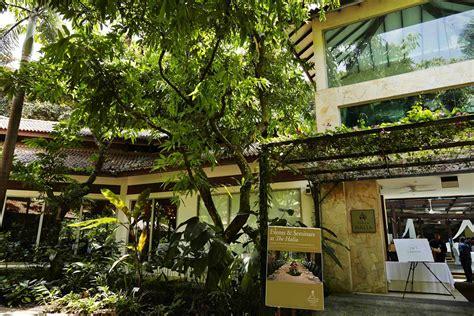 botanic garden halia halia restaurant botanic gardens entrance picture of the