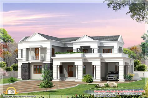Home 3d Design indian style 3d house elevations kerala home design and