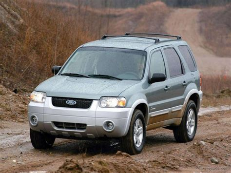 Ford Escape 2005 by 2005 Ford Escape Hybrid Specifications Pictures Prices