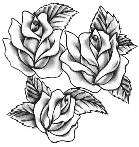 rose tattoos designs and ideas page 37