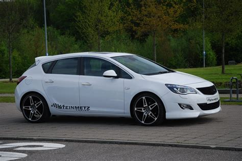 Opel Astra J by The New Opel Astra J By Steinmetz