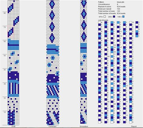 bead crochet rope patterns 115 best lanyards images on