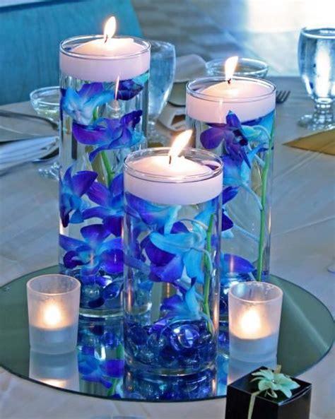 blue vases for centerpieces best 25 blue flower centerpieces ideas on