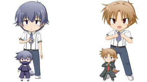 baka and test baka and test 2 wallpaper anime wallpapers 8289