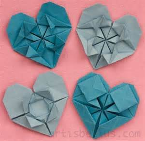 valentines origami s day hearts new origami models origami
