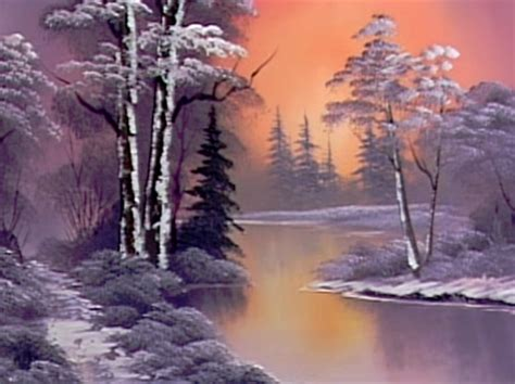 bob ross guest painter season 23 of the of painting with bob ross