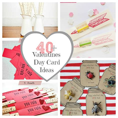 valentines day card ideas 40 valentines day card ideas gifts for classmates the
