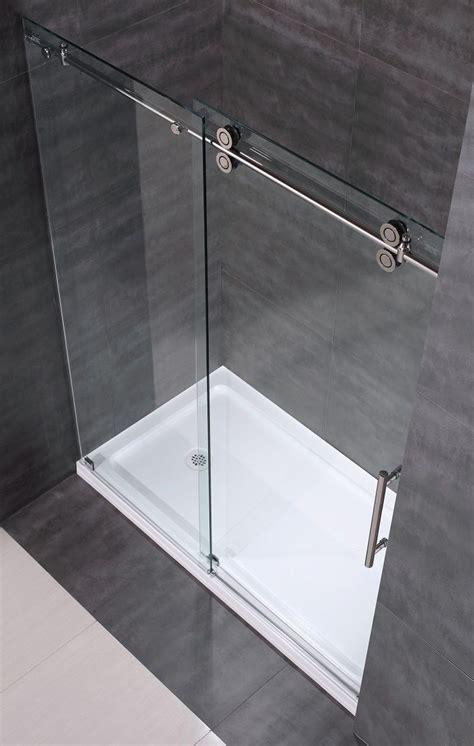 glass bath shower doors best 25 glass showers ideas on glass shower