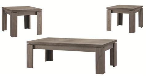 grey wood coffee tables coaster 701686 grey wood coffee table set a sofa