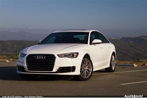 2 0t Audi by Road Tested 2016 Audi A6 2 0t Quattro Audiworld