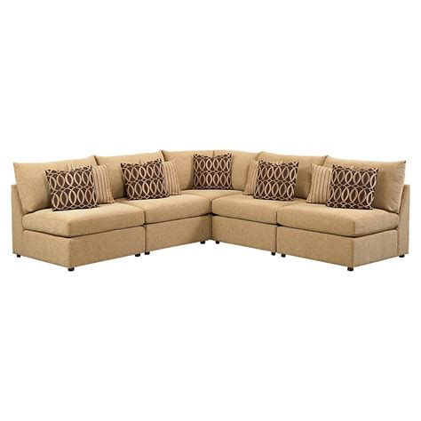 l shaped sectional sofas beckham l shaped sectional sofa by bassett furniture