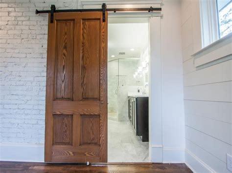 barn doors for interior use how to install barn doors diy network made