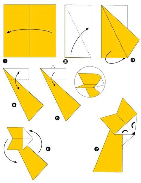 origami fox origami snug hug co