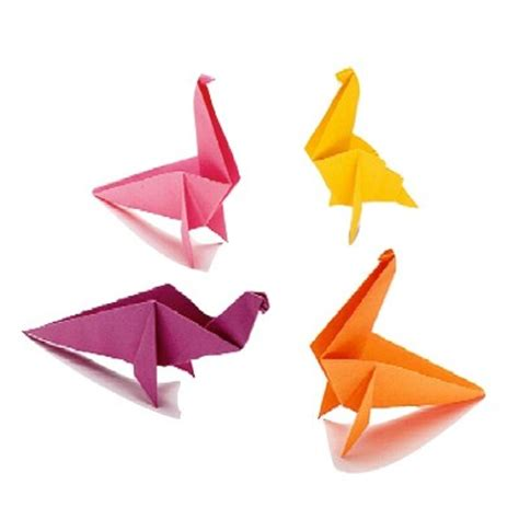 dinosaurs origami prehistoric paper folding origami dinosaurs pix o plenty