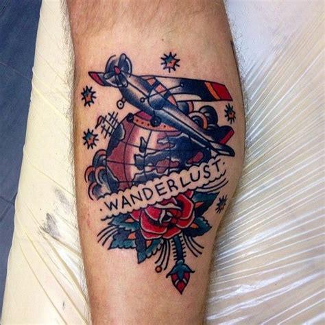 17 travel tattoo designs pretty designs