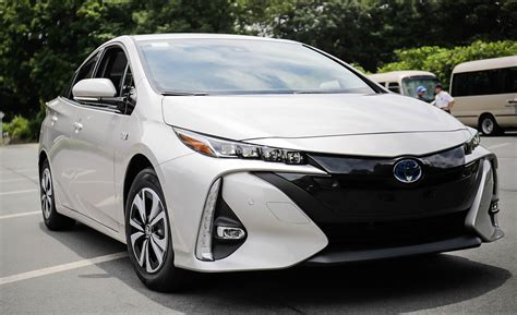 In Hybrid Cars 2017 2017 toyota prius one eco in hybrid cars toyota review