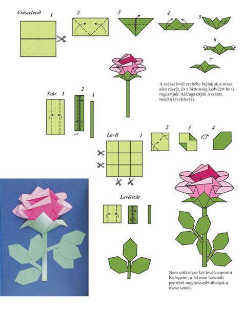 origami flower pdf origami origami printable ot origami