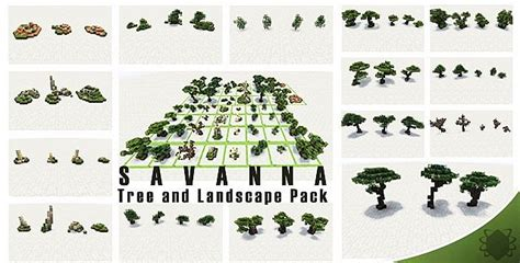 building blueprint maker superb building blueprint maker 8 savanna tree pack