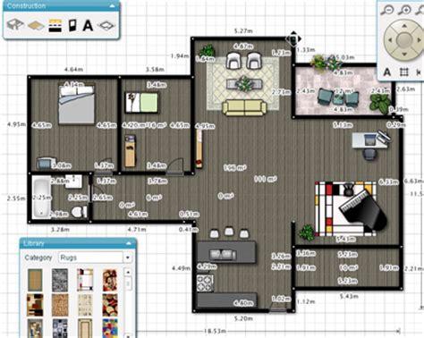 floor planner 2d crear planos 2d y 3d simple con floorplanner