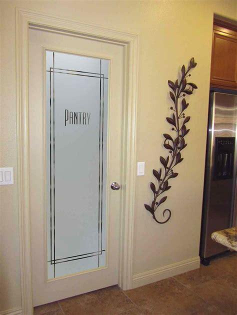 kitchen door designs glass terrific frosted glass pantry door decorating ideas