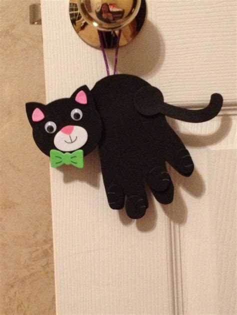 cat craft for cat craft preschool files