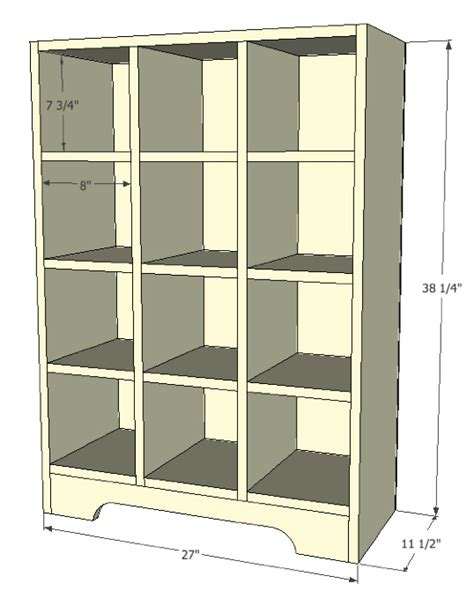 shoe cubby woodworking plans pdf diy shoe rack storage plans shelf railroad