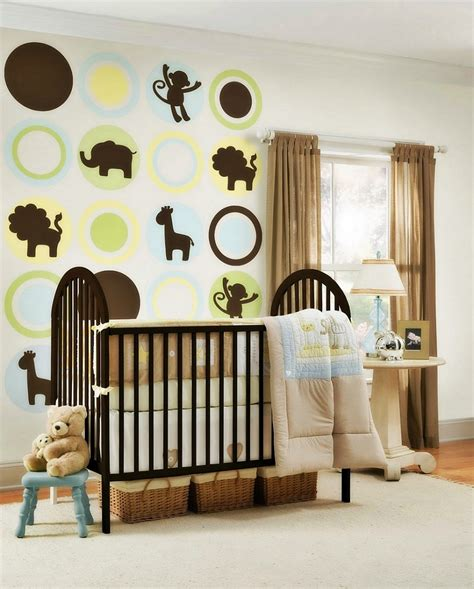nursery room decoration ideas essential things for baby boy room ideas