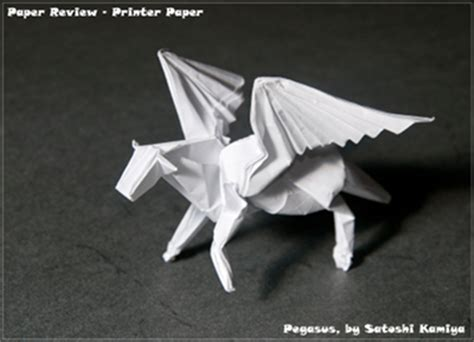 computer paper origami printer paper review happy folding