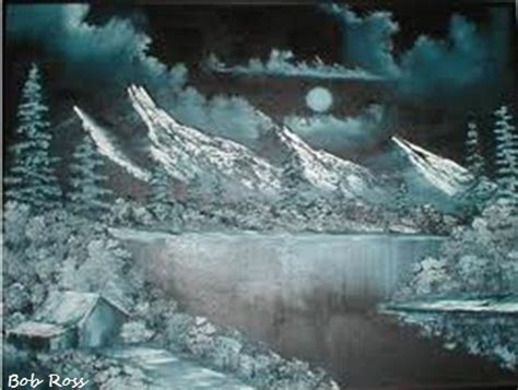 bob ross northern lights painting for sale 17 best images about bob ross on bobs bob