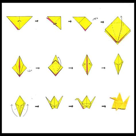make an origami crane origami crane by neko productions jpg 800 215 800 pixels