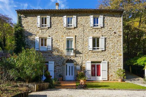 maison 224 vendre en languedoc roussillon gard besseges impressionnante maison de ma 238 tre en