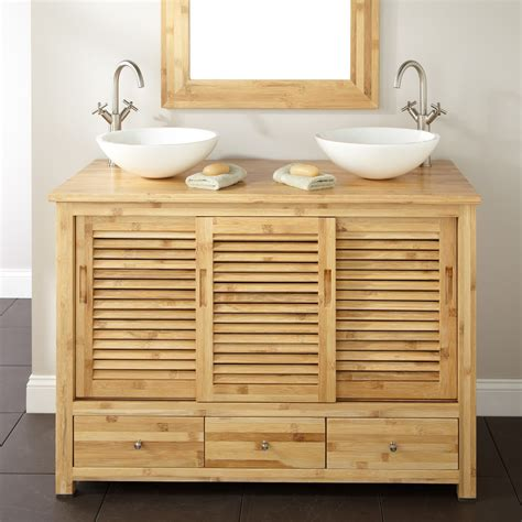 unfinished small bathroom cabinet with door and drawer for