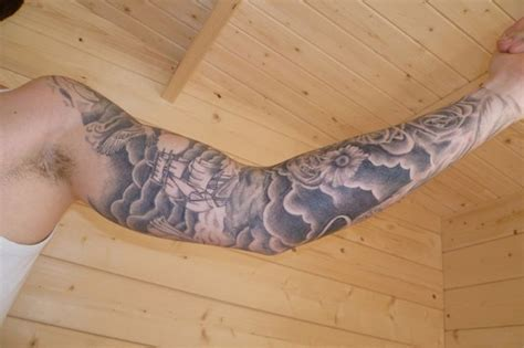 45 cloud tattoos meaning and designs gallery for men and