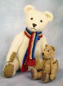knitted teddy patterns uk knitting patterns for toys dolls bears modern knitting
