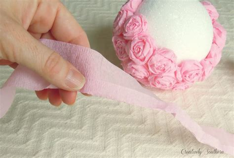 paper flower craft crepe paper flowers craft idea