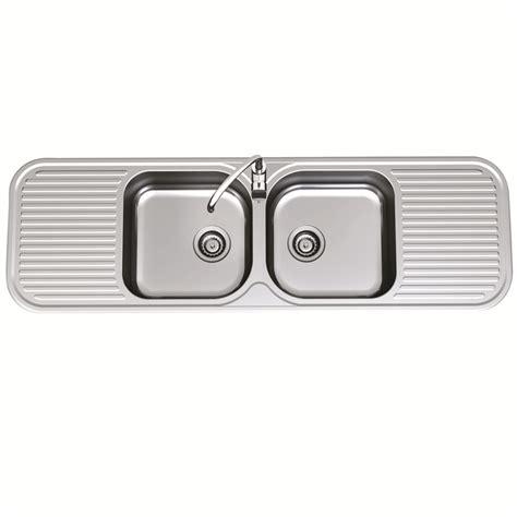 clark kitchen sinks clark 1530mm advance centre bowl sink with 1 tap