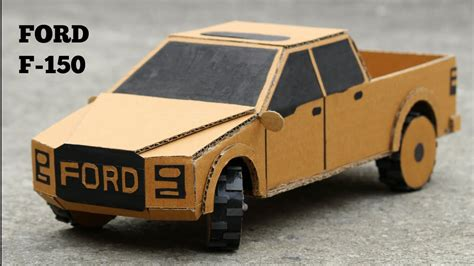 Ford Rc Car by How To Make Ford F150 Rc Car Diy Simple