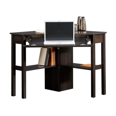 sauder cinnamon cherry computer desk sauder beginnings corner cnc cinnamon cherry computer desk