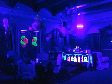 black light led uv black light rental miami and broward