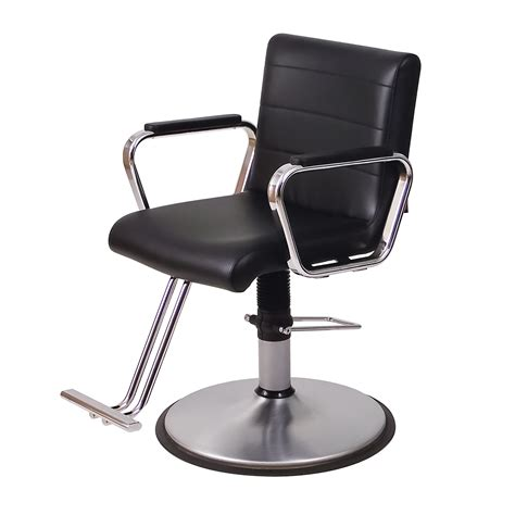 Salon Chairs by Arrojo Na12 Belvedere Hair Salon Chair