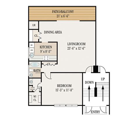 levittown floor plans floor plans woodbourne apartments for rent in levittown pa