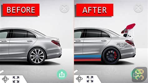 Car Photoshop Program by Car Photo Tuning 2 2 اسپرت کردن و تیونینگ ماشین