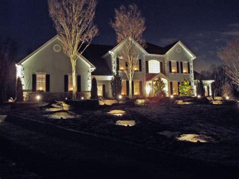 landscape lighting ideas