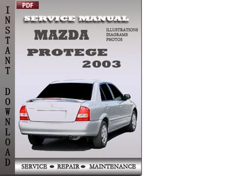 car repair manuals online free 1993 mazda b series plus transmission control service manual repair manual 2003 mazda protege free mazda 323 protege mx3 mx6 626