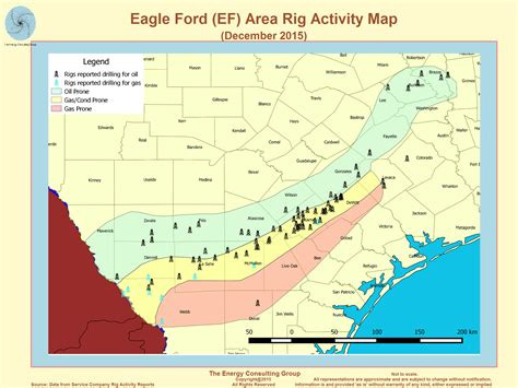 Eagle Ford by Eagle Ford Rig Count 2008 2015