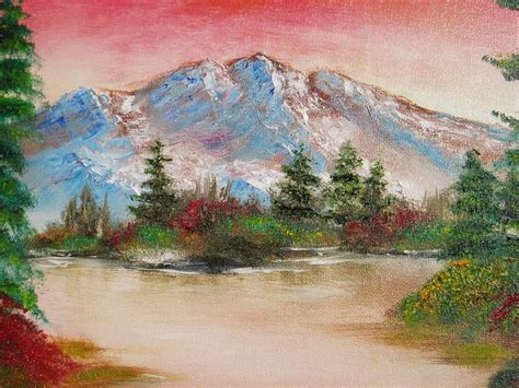 bob ross painting original for sale bob ross original paintings for sale 294618 view all